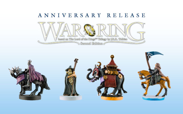 War if the Ring Second Edition – Anniversary Release